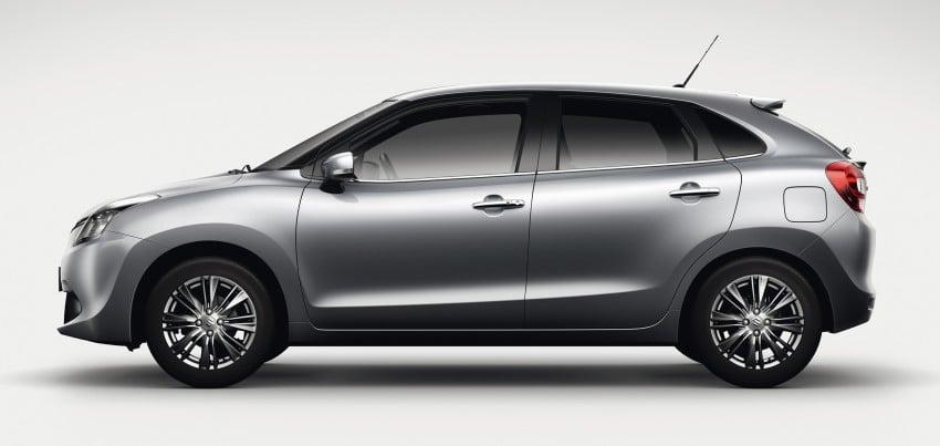 Suzuki unveils all-new Baleno, sales in Europe by 2016 Image #381862