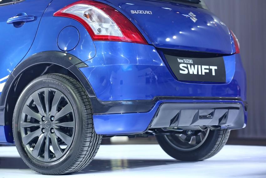 Suzuki Swift RR2 Limited Edition introduced, RM70k Image #376485