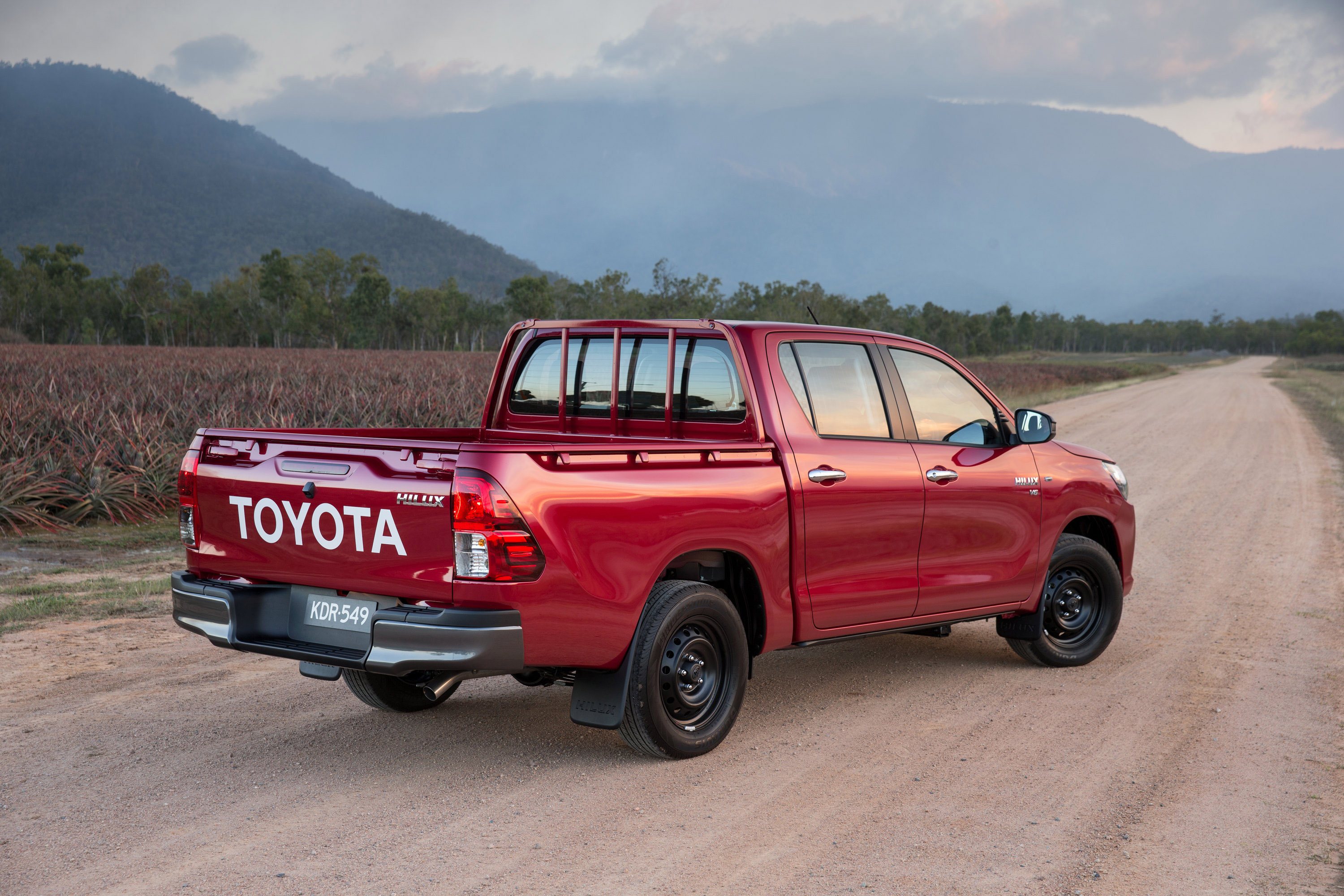 2016 Toyota Hilux – Australian-specs, variants detailed Image 384720
