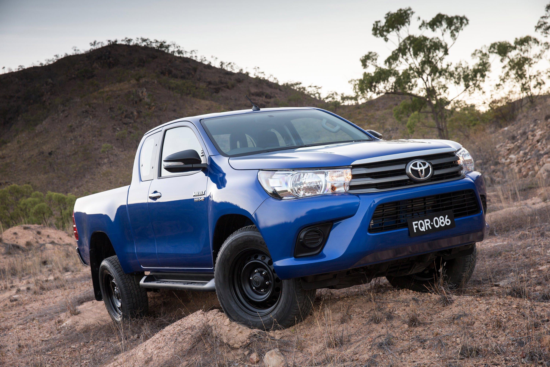 Toyota Hilux 2016 >> 2016 Toyota Hilux – Australian-specs, variants detailed Paul Tan - Image 384728