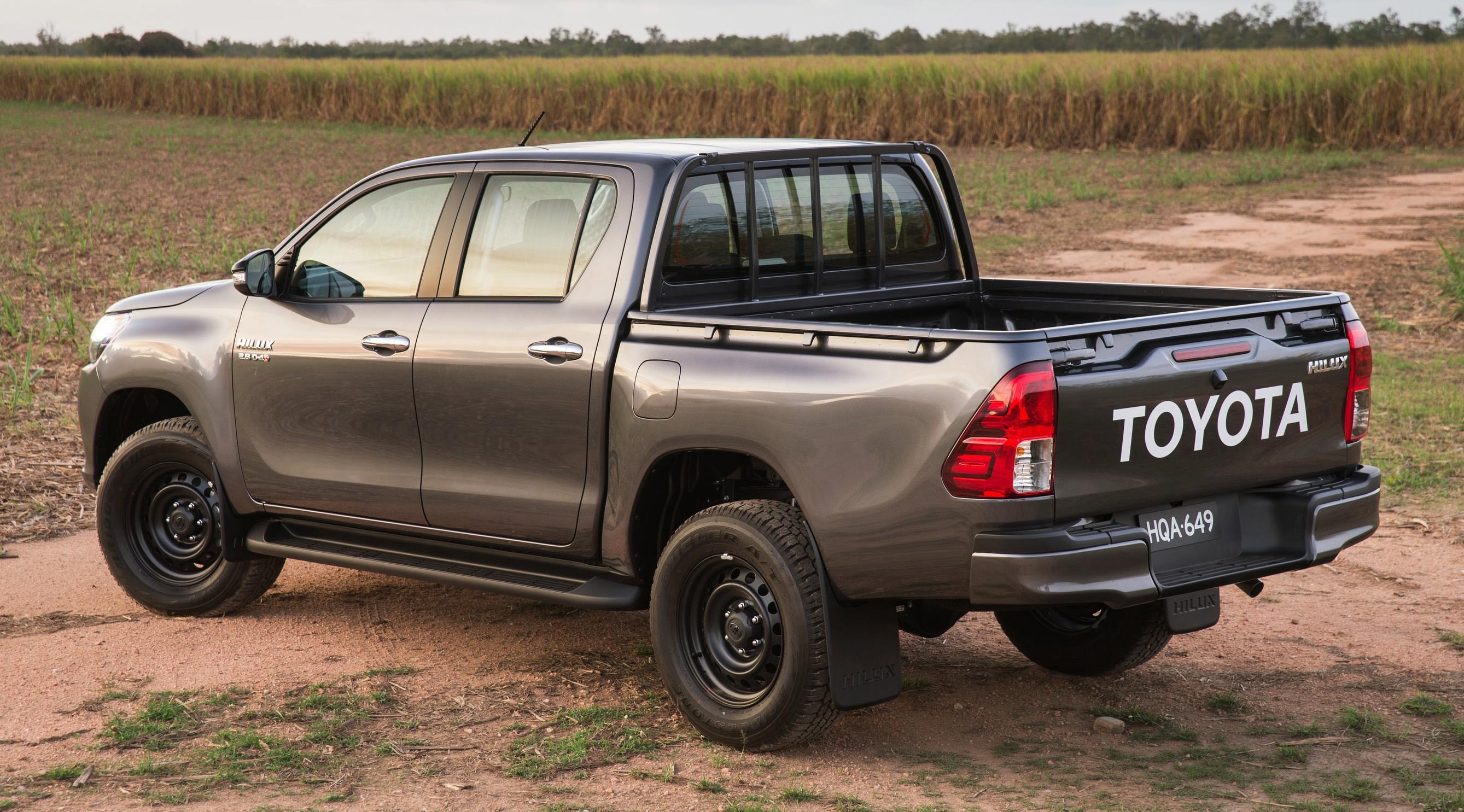 toyota hilux australian specs variants detailed 2016 toyota hilux 2015 ...