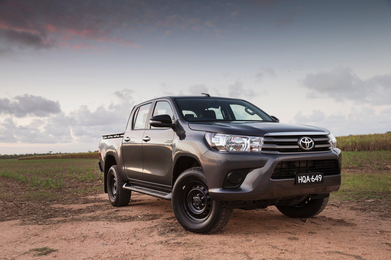 2016 Toyota Hilux – Australian-specs, variants detailed Image