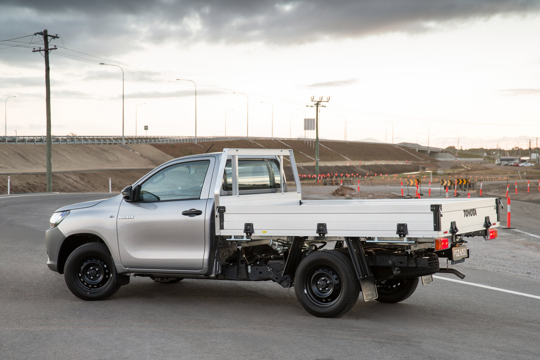 2016 Toyota Hilux – Australian-specs, variants detailed ...