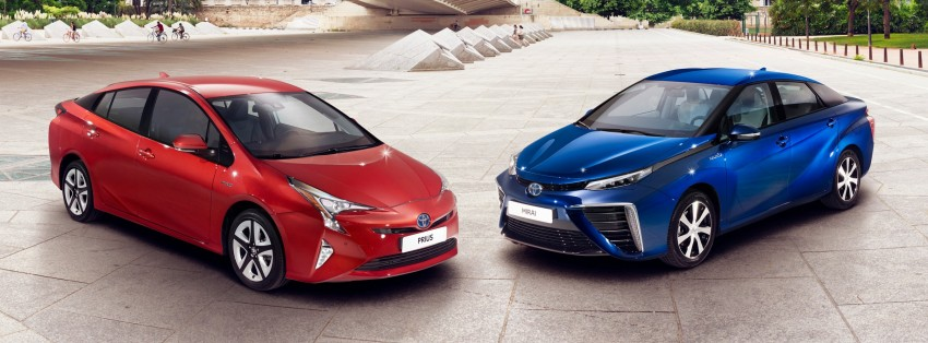 2016 Toyota Prius officially unveiled – 4th-gen hybrid promises improved fuel economy, ride and handling Image #377680