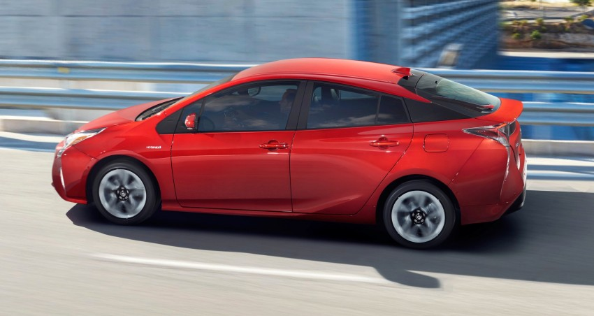 2016 Toyota Prius officially unveiled – 4th-gen hybrid promises improved fuel economy, ride and handling Image #377685