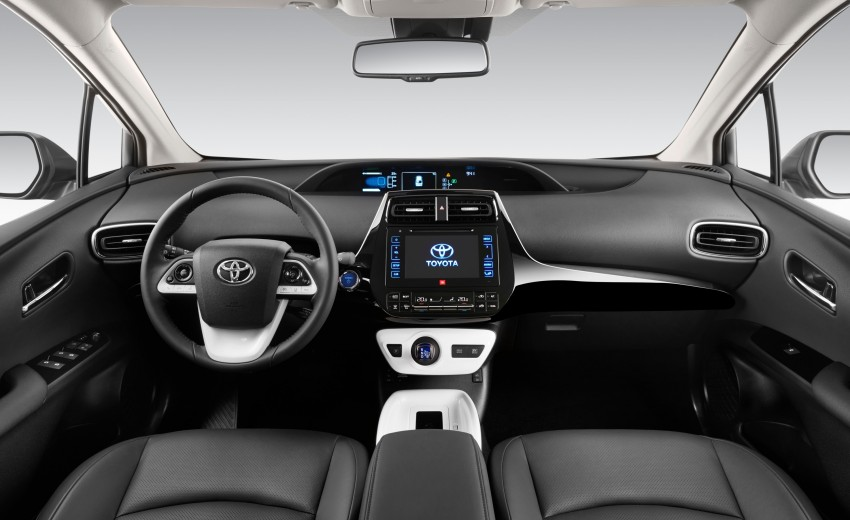 2016 Toyota Prius officially unveiled – 4th-gen hybrid promises improved fuel economy, ride and handling Image #377688