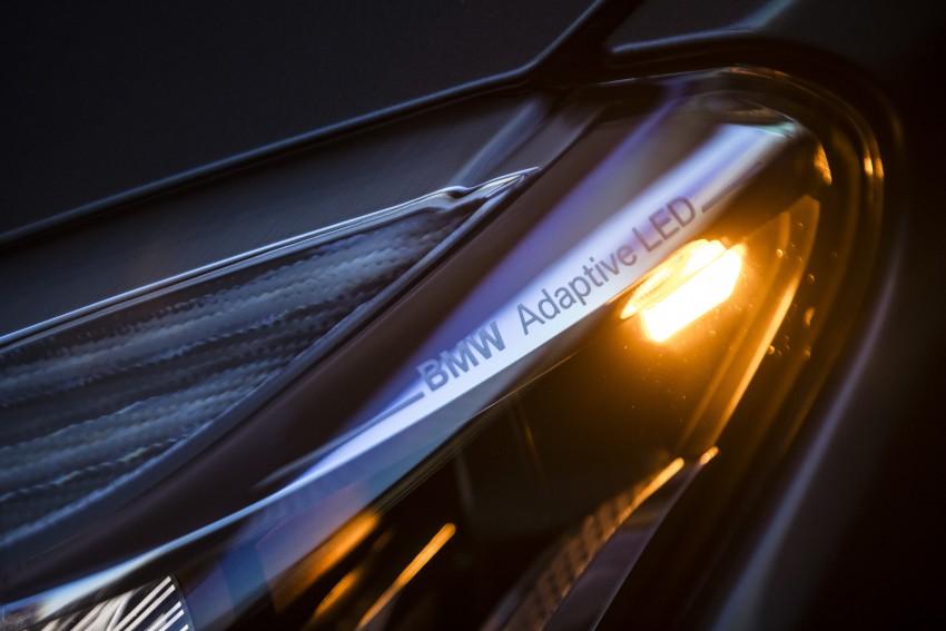 MEGA GALLERY: G11 BMW 7 Series in detail Image #391440