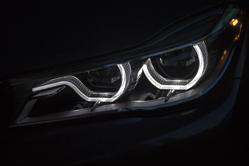 MEGA GALLERY: G11 BMW 7 Series in detail Image #391442