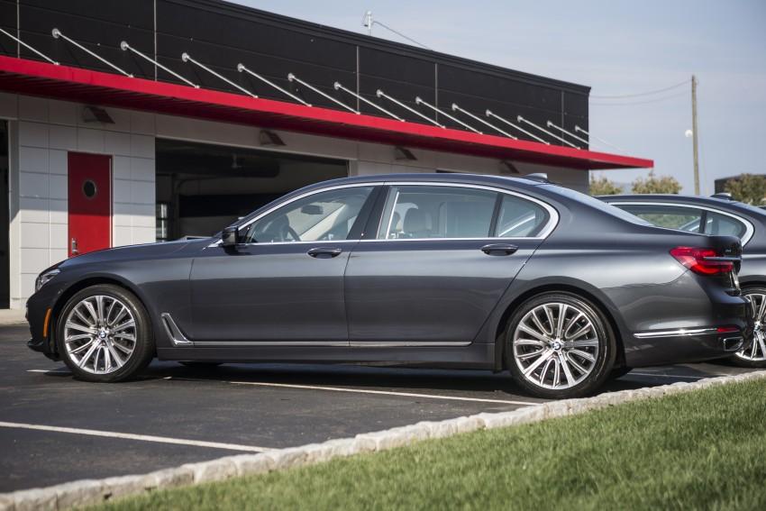 MEGA GALLERY: G11 BMW 7 Series in detail Image #391452