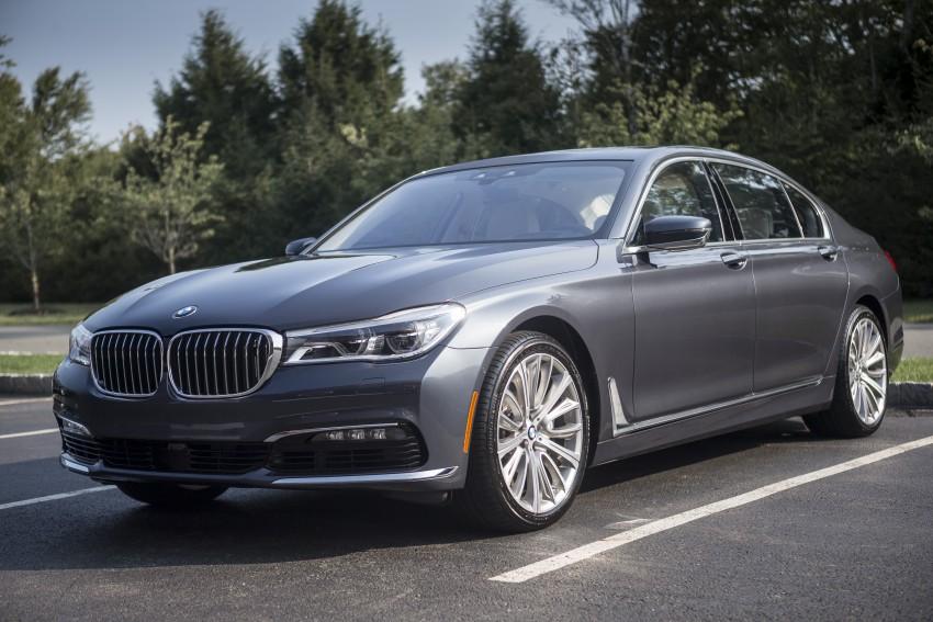 MEGA GALLERY: G11 BMW 7 Series in detail Image #391454