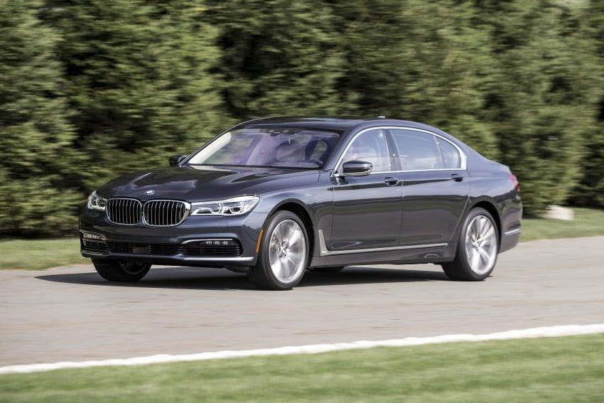 MEGA GALLERY: G11 BMW 7 Series in detail Image #391459