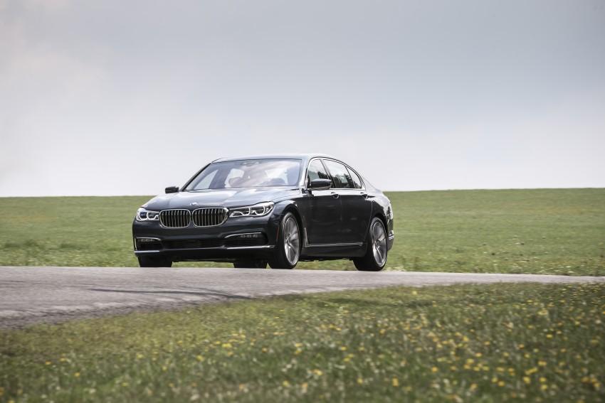 MEGA GALLERY: G11 BMW 7 Series in detail Image #391460
