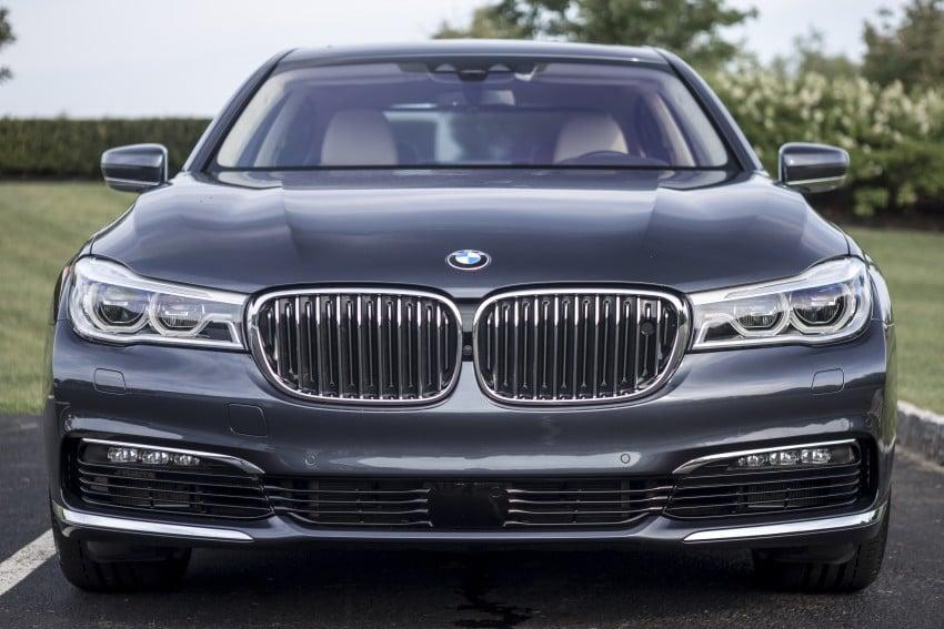 MEGA GALLERY: G11 BMW 7 Series in detail Image #391463