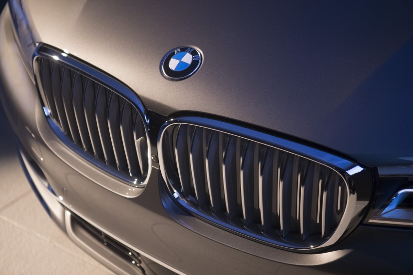 MEGA GALLERY: G11 BMW 7 Series in detail Image #391465