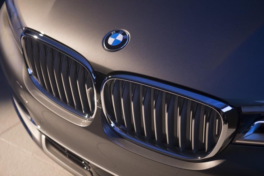 MEGA GALLERY: G11 BMW 7 Series in detail Image #391465
