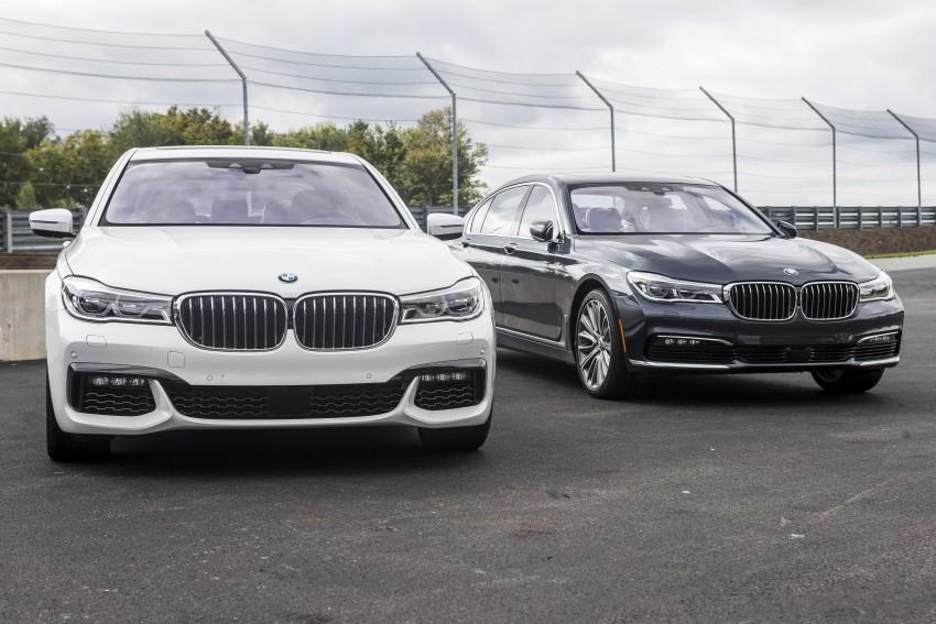MEGA GALLERY: G11 BMW 7 Series in detail Image #391466