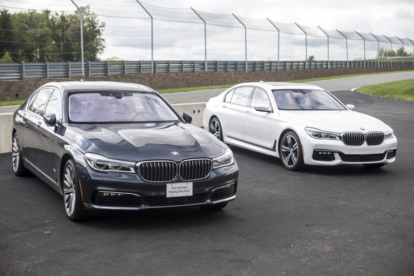 MEGA GALLERY: G11 BMW 7 Series in detail Image #391469
