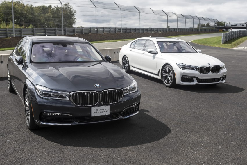 MEGA GALLERY: G11 BMW 7 Series in detail Image #391471