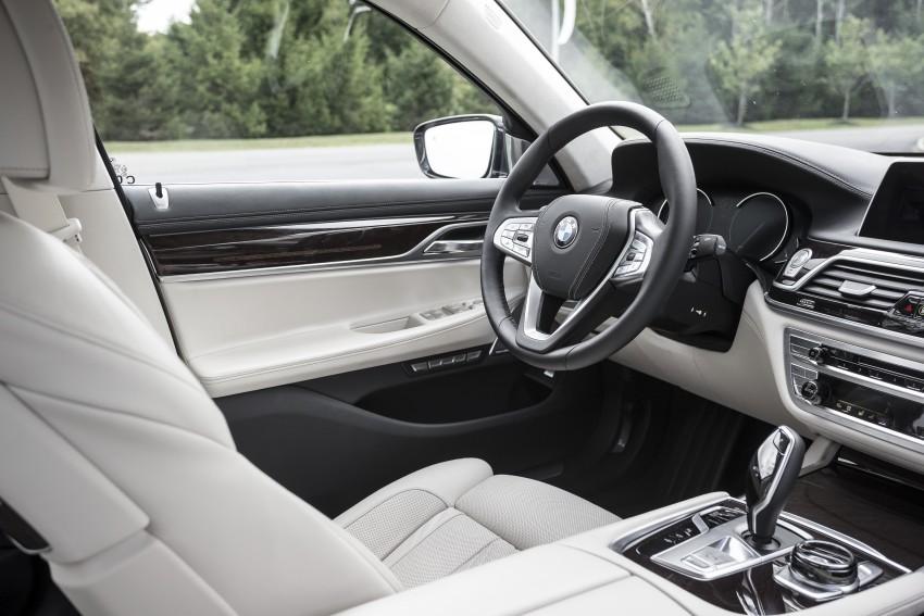 MEGA GALLERY: G11 BMW 7 Series in detail Image #391472