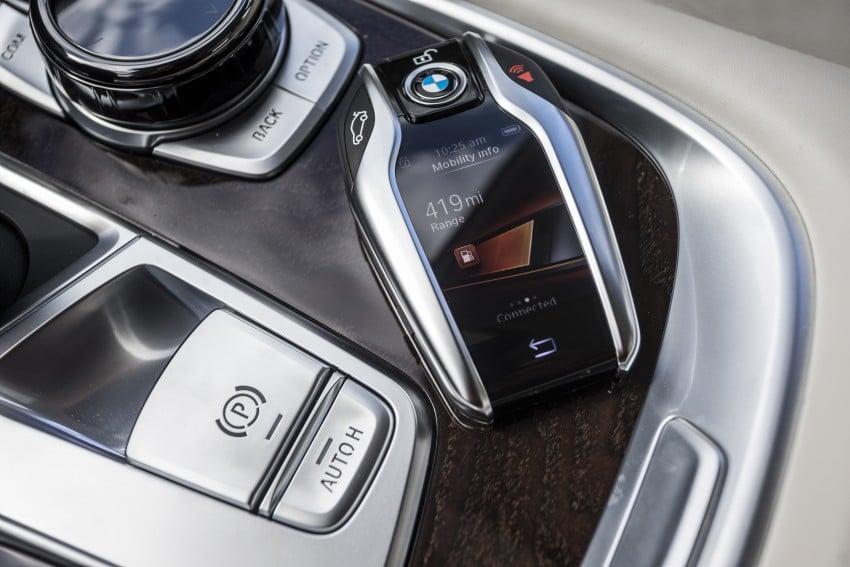 MEGA GALLERY: G11 BMW 7 Series in detail Image #391474