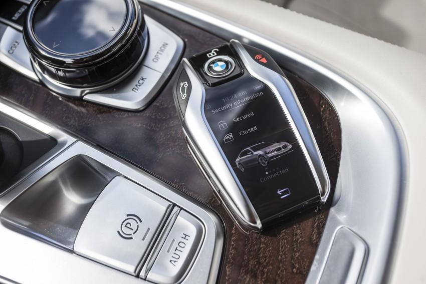 MEGA GALLERY: G11 BMW 7 Series in detail Image #391475