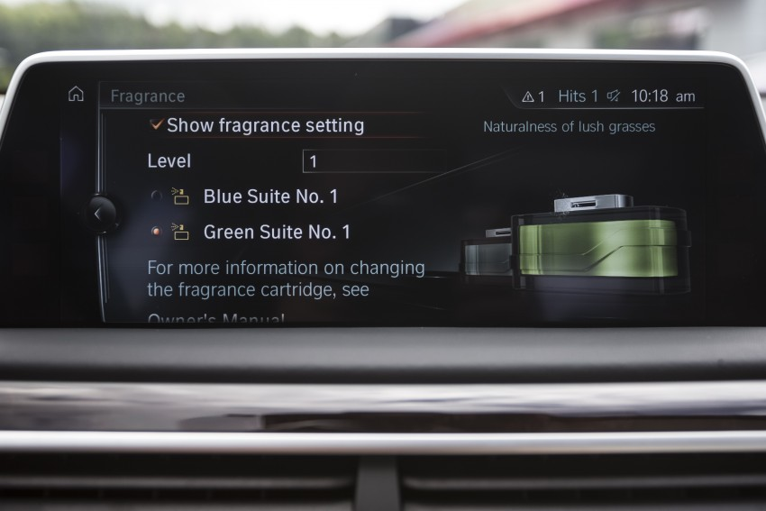 MEGA GALLERY: G11 BMW 7 Series in detail Image #391476