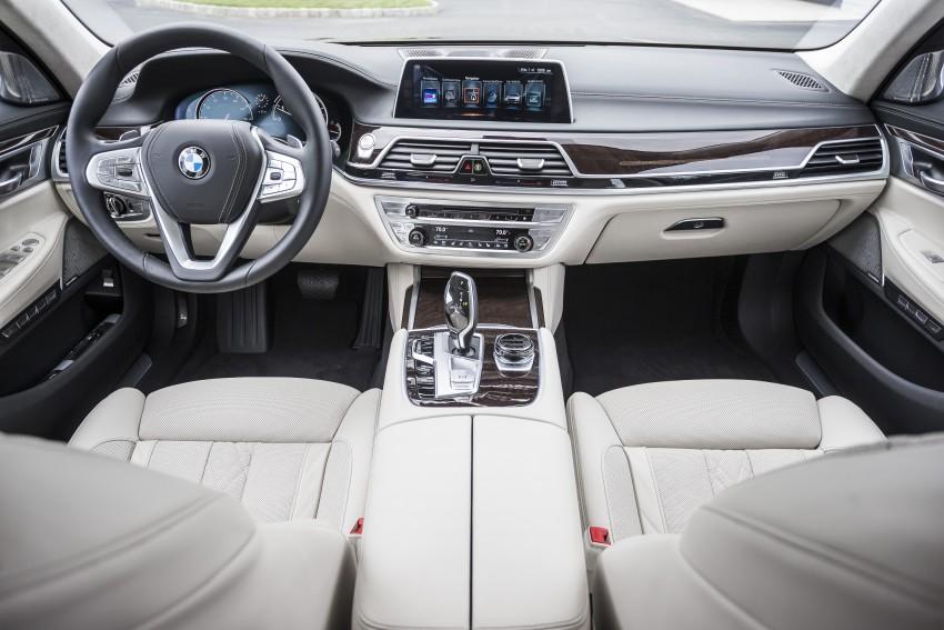 MEGA GALLERY: G11 BMW 7 Series in detail Image #391480