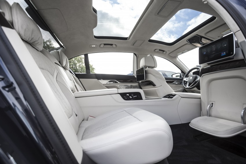 MEGA GALLERY: G11 BMW 7 Series in detail Image #391486