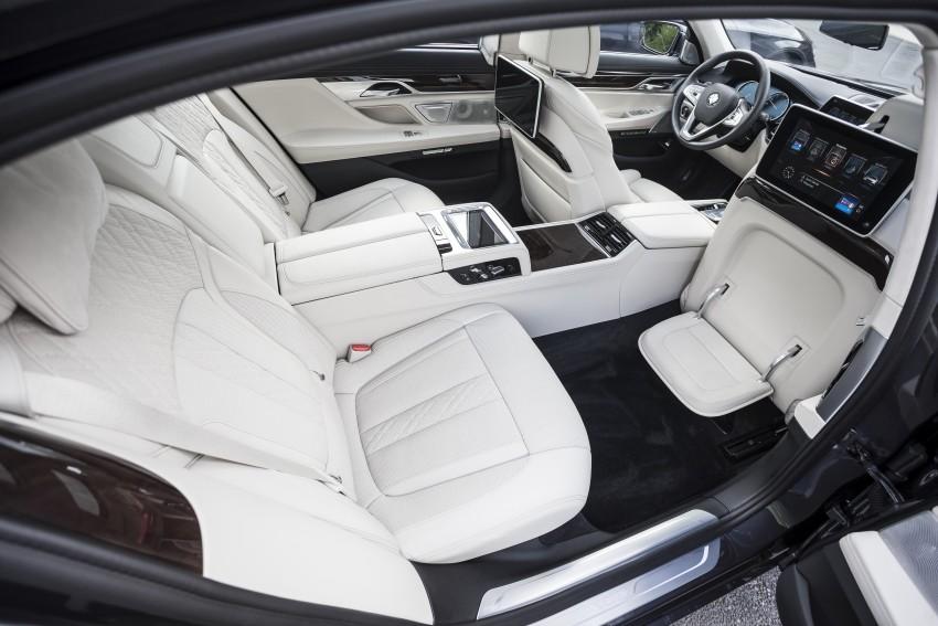 MEGA GALLERY: G11 BMW 7 Series in detail Image #391487