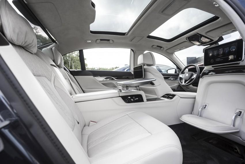 MEGA GALLERY: G11 BMW 7 Series in detail Image #391489