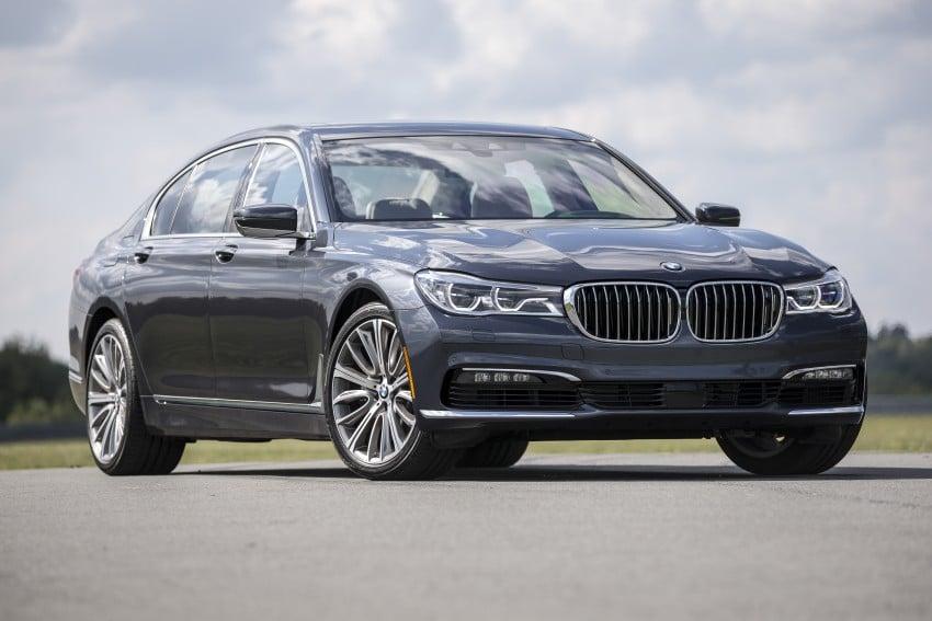 MEGA GALLERY: G11 BMW 7 Series in detail Image #391509