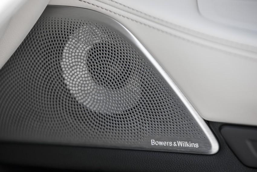 MEGA GALLERY: G11 BMW 7 Series in detail Image #391516