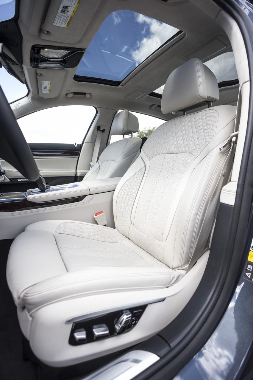 MEGA GALLERY: G11 BMW 7 Series in detail Image #391520