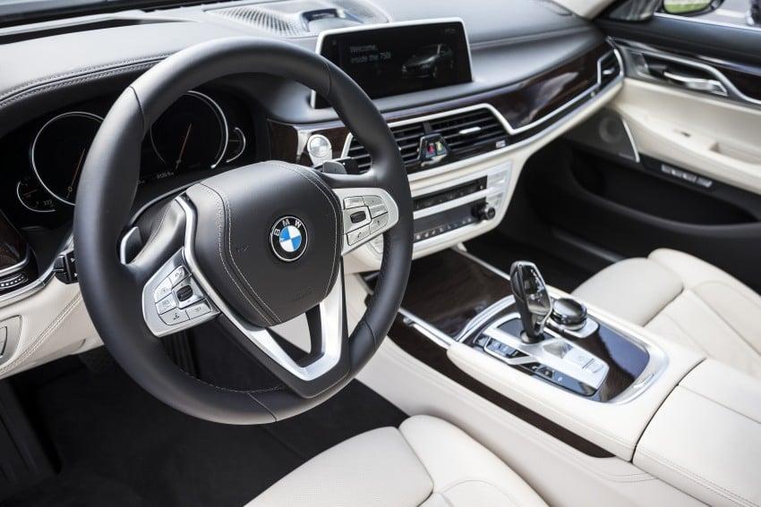 MEGA GALLERY: G11 BMW 7 Series in detail Image #391523