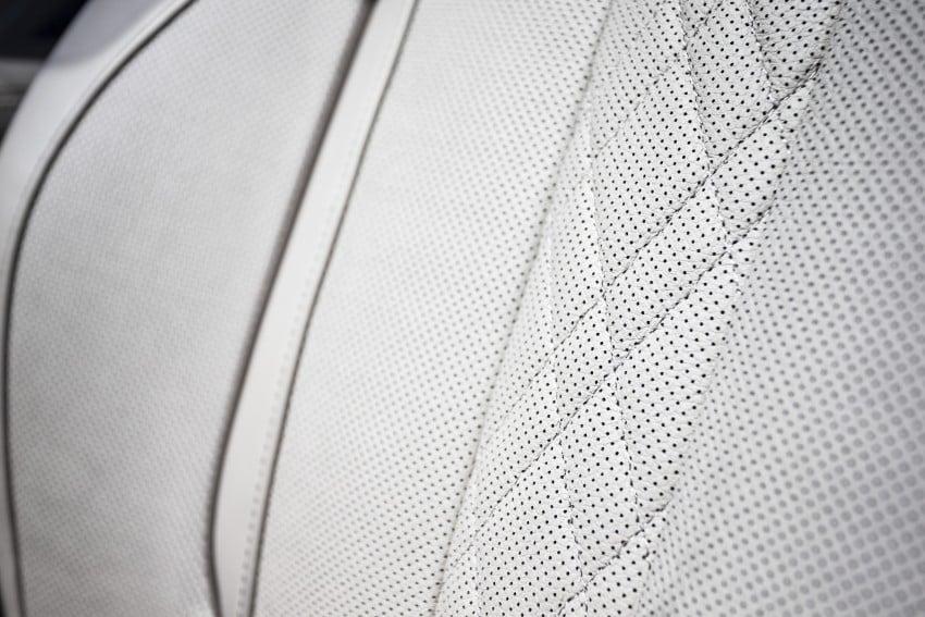 MEGA GALLERY: G11 BMW 7 Series in detail Image #391525