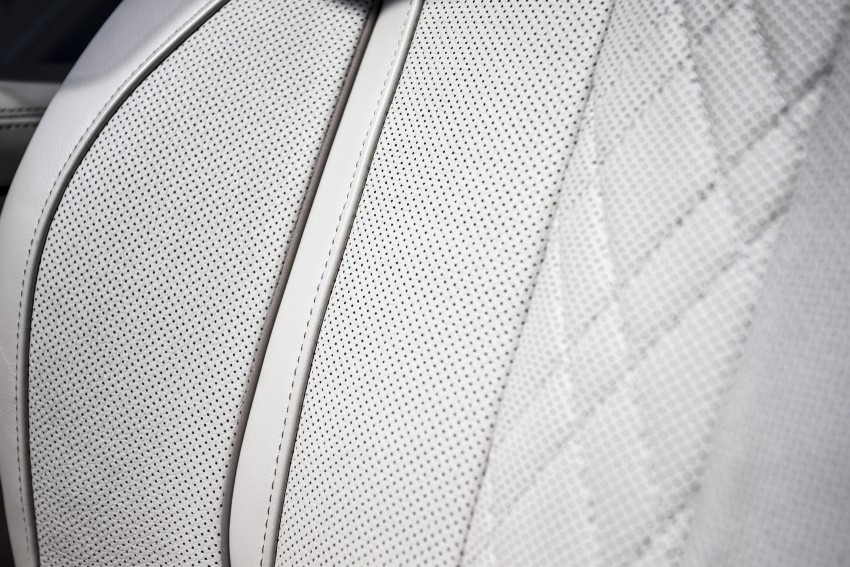 MEGA GALLERY: G11 BMW 7 Series in detail Image #391527