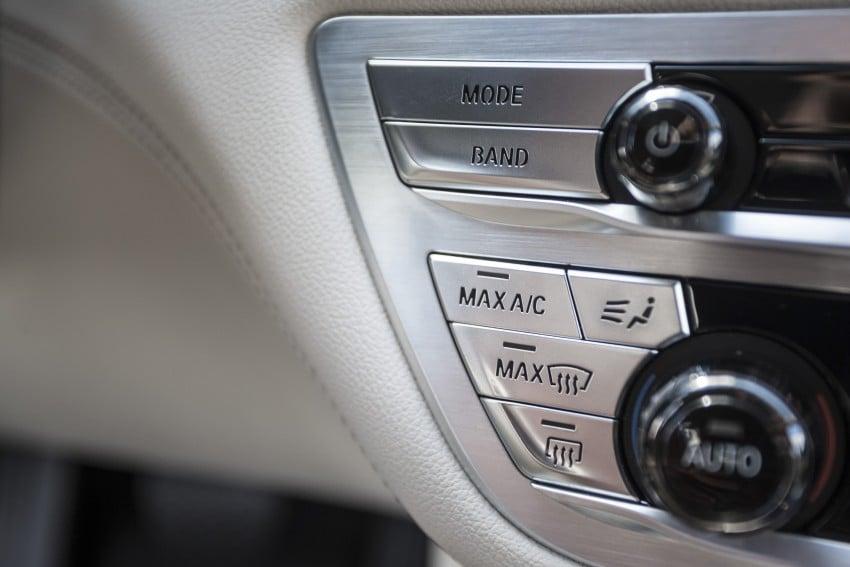 MEGA GALLERY: G11 BMW 7 Series in detail Image #391536