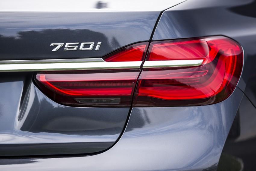 MEGA GALLERY: G11 BMW 7 Series in detail Image #391567