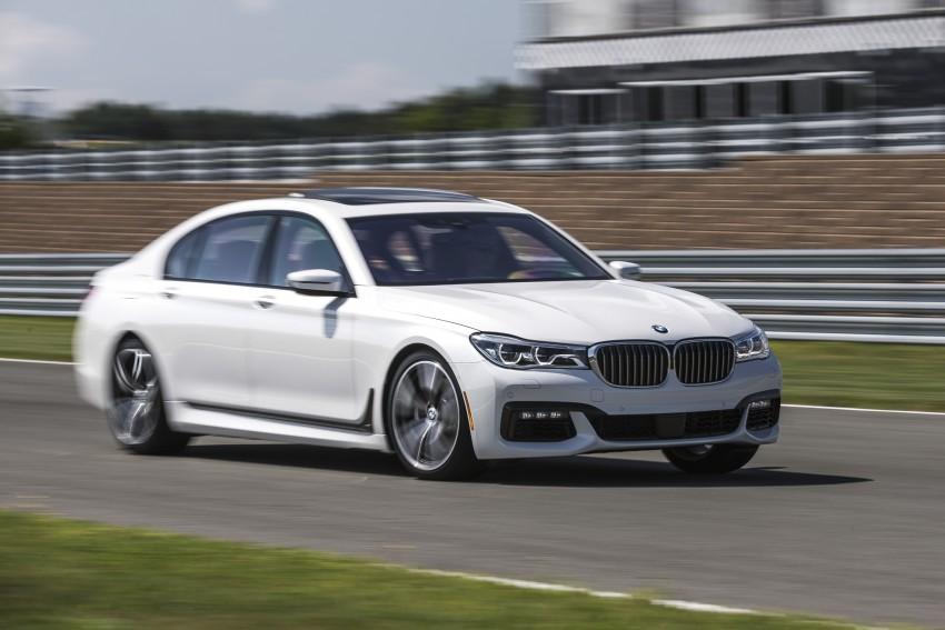 MEGA GALLERY: G11 BMW 7 Series in detail Image #391586