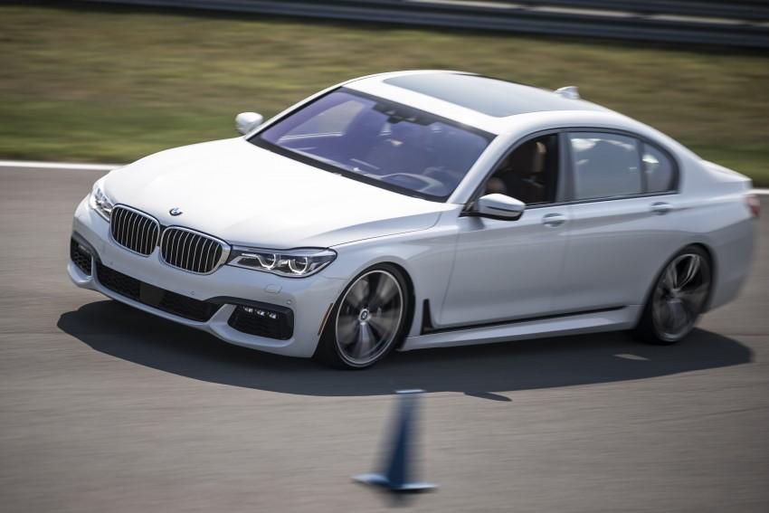 MEGA GALLERY: G11 BMW 7 Series in detail Image #391592