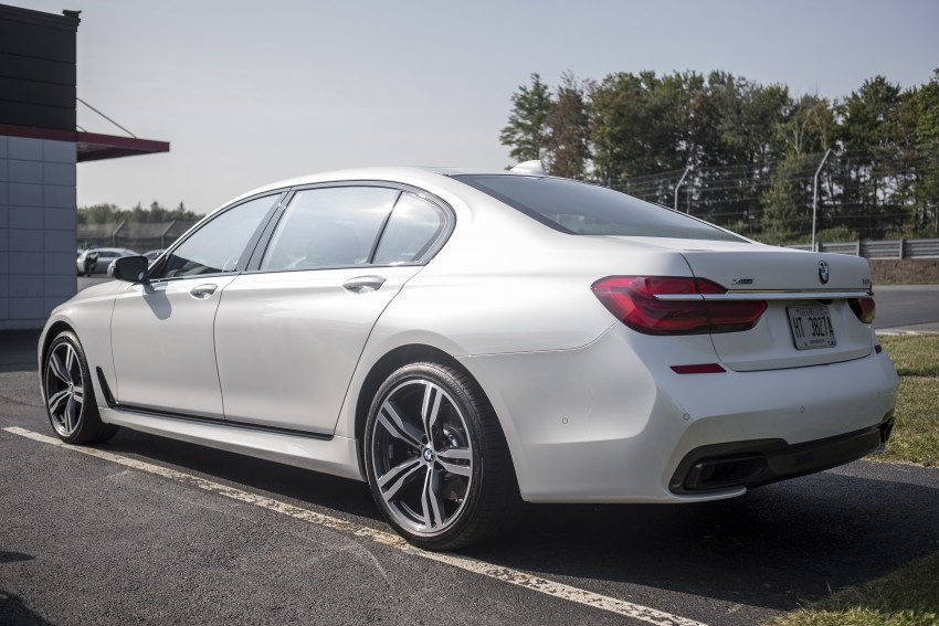 MEGA GALLERY: G11 BMW 7 Series in detail Image #391599