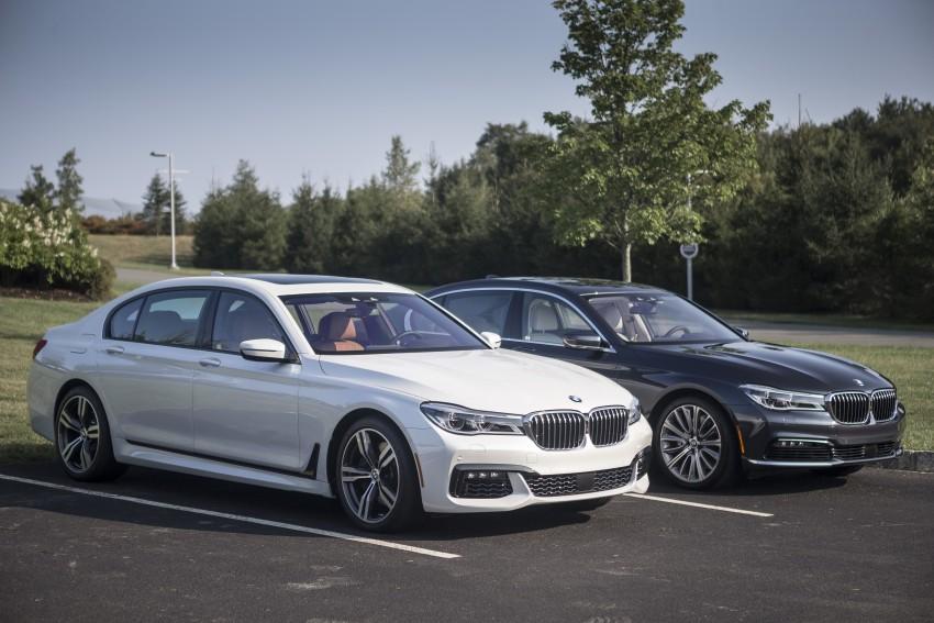 MEGA GALLERY: G11 BMW 7 Series in detail Image #391604