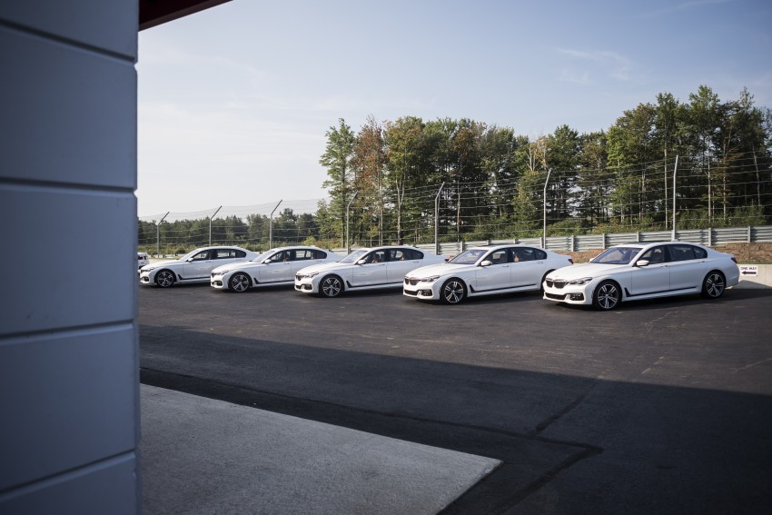 MEGA GALLERY: G11 BMW 7 Series in detail Image #391606