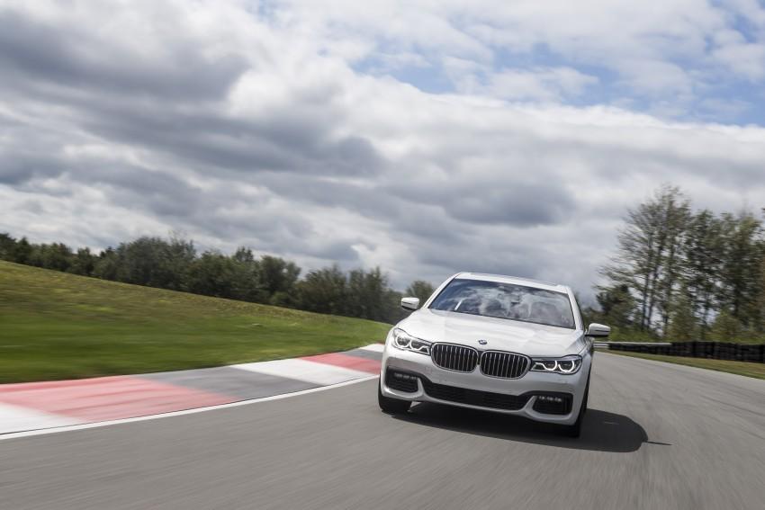 MEGA GALLERY: G11 BMW 7 Series in detail Image #391607