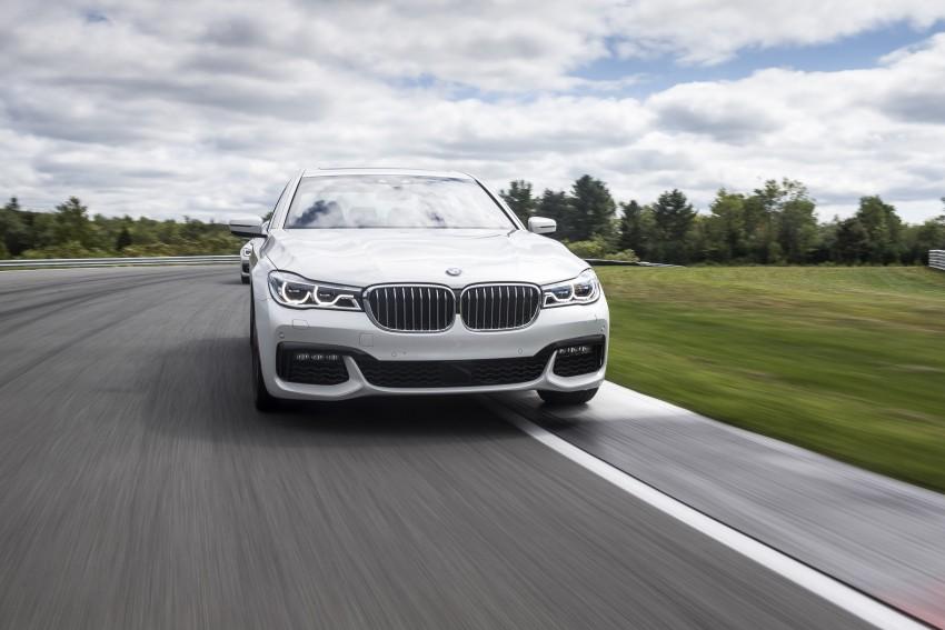 MEGA GALLERY: G11 BMW 7 Series in detail Image #391608