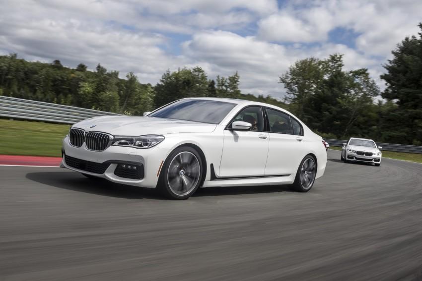 MEGA GALLERY: G11 BMW 7 Series in detail Image #391610