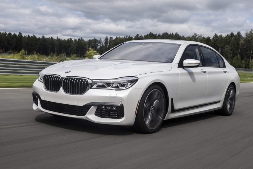 MEGA GALLERY: G11 BMW 7 Series in detail Image #391611