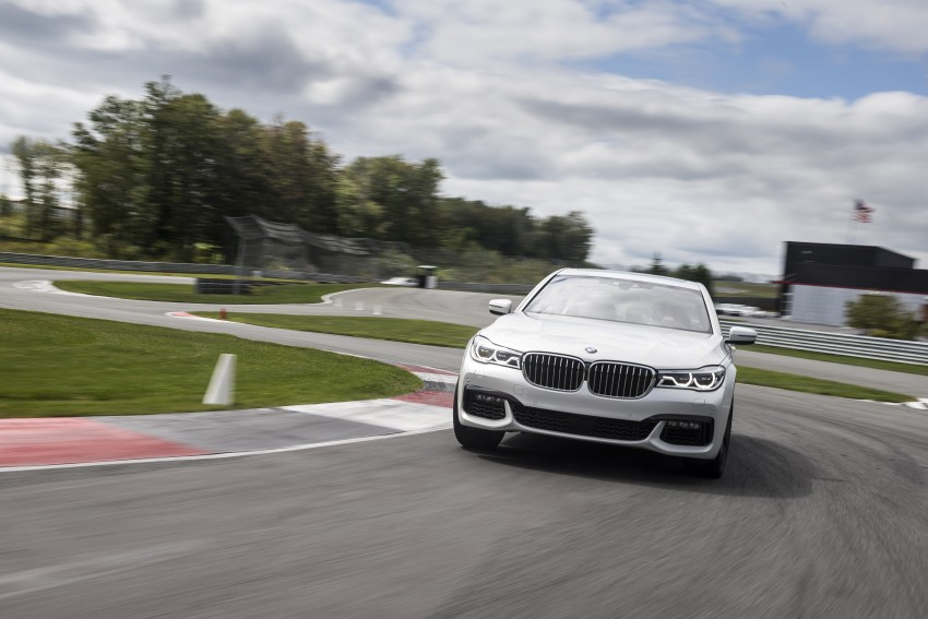 MEGA GALLERY: G11 BMW 7 Series in detail Image #391613