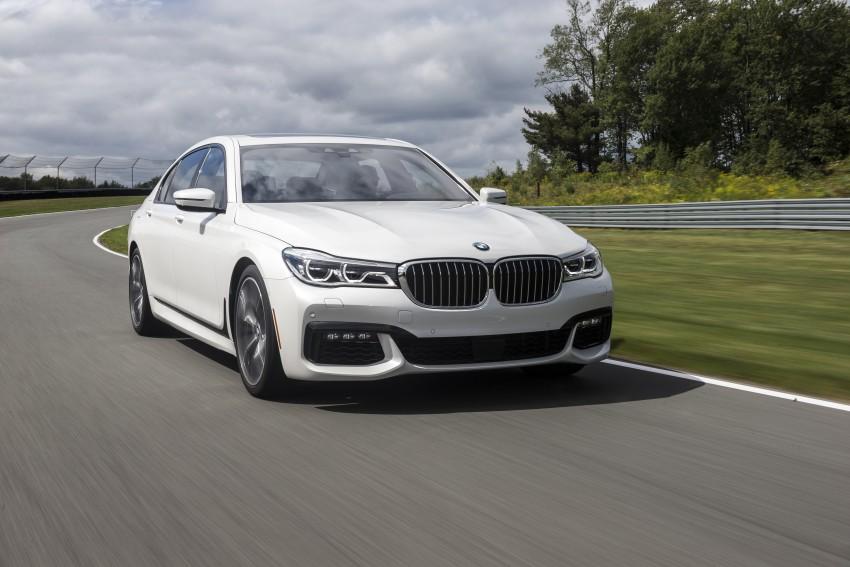 MEGA GALLERY: G11 BMW 7 Series in detail Image #391616