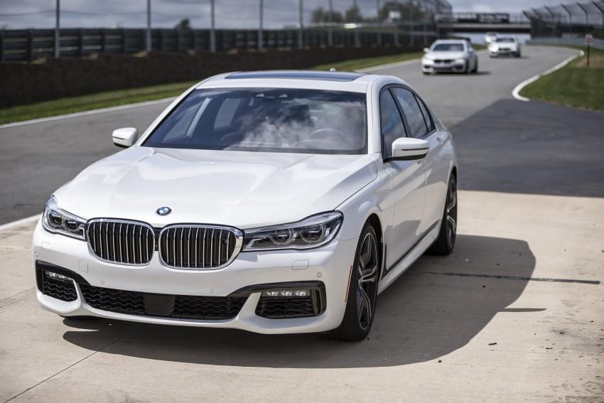 MEGA GALLERY: G11 BMW 7 Series in detail Image #391619